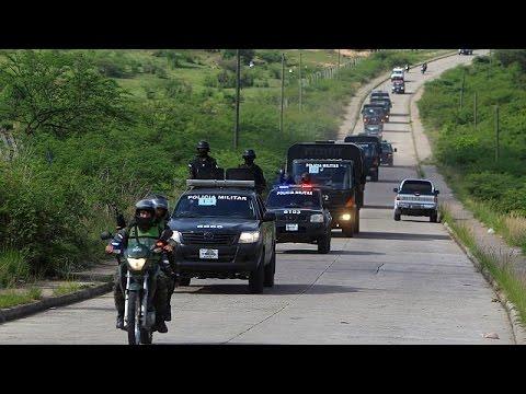 Μεταγωγή εκατοντάδων κρατουμένων σε φυλακές υψίστης ασφαλείας στην Ονδούρα