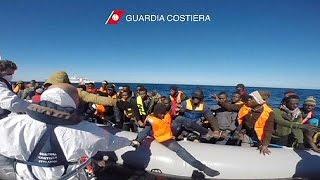 Akdeniz'de yine kaçak göçmen dramı