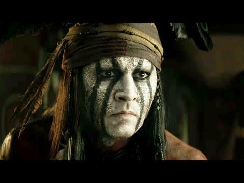 The Lone Ranger Trailer 2 Official [1080 HD] - Johnny Depp, Armie Hammer