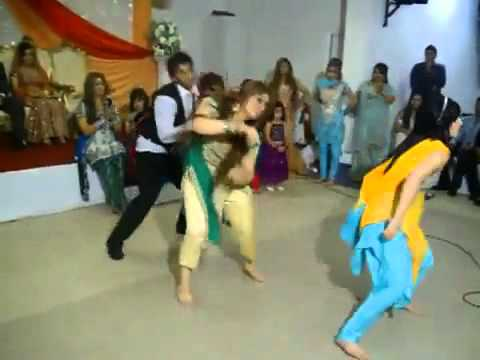 Pakistani Wedding Dance -