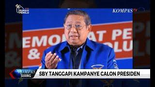 Video SBY Tanggapi Kampanye Akbar Prabowo-Sandiaga di GBK MP3, 3GP, MP4, WEBM, AVI, FLV Juni 2019