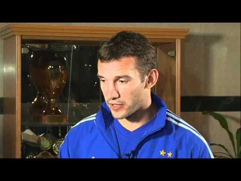 Shevchenko on Chelsea
