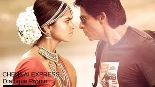 I Don't Underestimate The Power Of A Halwaayi - Dialogue Promo - Chennai Express