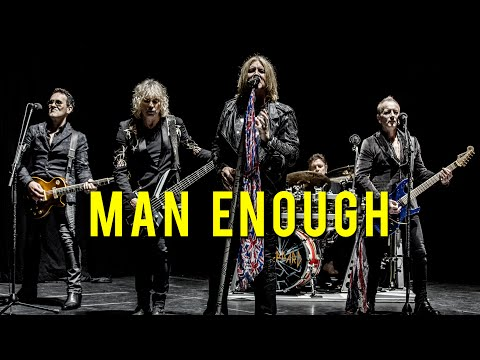 Def Leppard - Man Enough