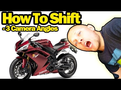 How to Shift Gears on a Motorbike