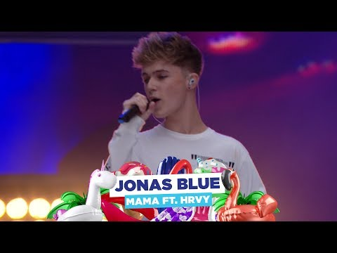 Jonas Blue - 'Mama' Ft. HRVY (live At Capital's Summertime Ball 2018)