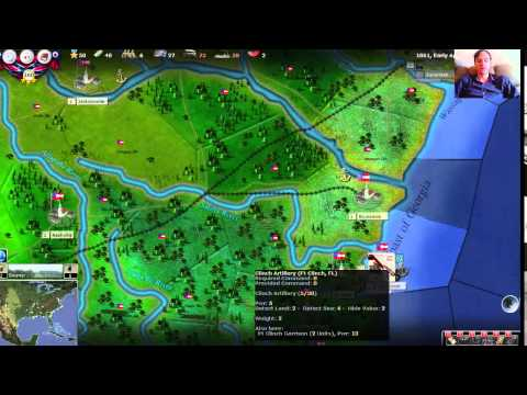 AGEOD's Civil War 2 - PBEM - CSA - Early April 61