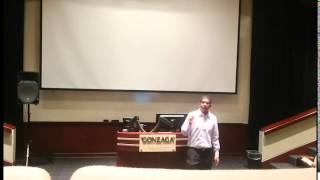 Listening and Speaking Presentation 8/5/14, Spokane WA, Gonzaga University.Rubens Jobs, Rafael Mariani