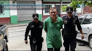 Capturan a presunto violador  Sindicados en caso La Línea piden eficiencia al Sistema Penitenciario  Servicio de taxi aéreo es la novedad en Sao Paulo, Brasil.
