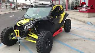 10. 2018 Can Am Maverick X3 X mr | Accesorized
