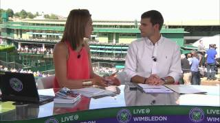 Wimbledon 2015 – Day 1