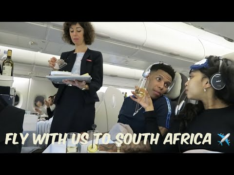 VLOGMAS: Come With Us To South Africa 🇿🇦♥️