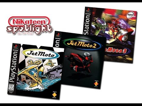 Jet Rider 2 Playstation