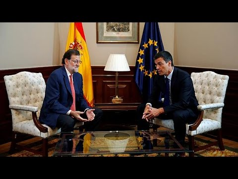 Ισπανία: Δεν σχηματίζει κυβέρνηση ο Ραχόι – Πιθανές οι τρίτες εκλογές