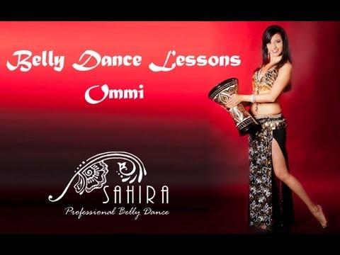 Танец живота от Сахиры. Урок обучения онлайн.