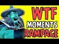 Dota 2 WTF Rampage Epic Compilation