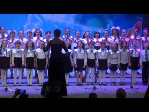 Отчетный концерт ДМШ №3 г. Белгород. 2017 год