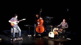 Seyssins France  City pictures : Romain Baret Trio - Patience Gratuite (live)