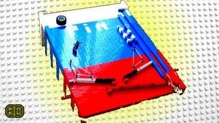 Lego Pinball Machine - V3 *HUGE*