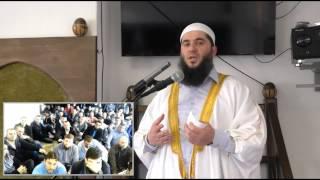 Sfidat e Muslimanit - Hoxhë Muharem Ismaili - Hutbe (Hanover)