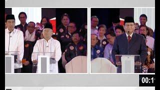 Video Panas! Jokowi VS Prabowo Saling Serang soal Korupsi MP3, 3GP, MP4, WEBM, AVI, FLV Januari 2019