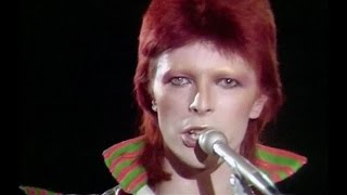Space Oddity live 1973 (new edit / remastered) 1980 Floor Show