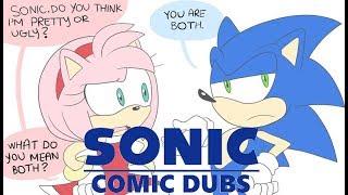 Download Lagu Funny Sonic Comic Dub Compitation (150 SUB SPECIAL!) Mp3