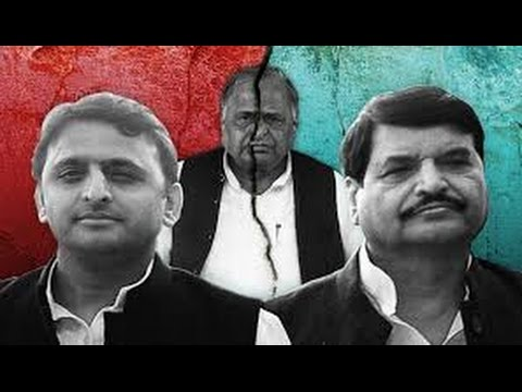 Samajwadi Party Crisis Solved