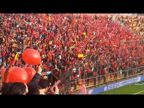 Unión Española campeón Torneo de Transición 2013 - Fúria Roja - Unión Española