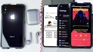 Video My Perfect iPhone X Setup! MP3, 3GP, MP4, WEBM, AVI, FLV Agustus 2018