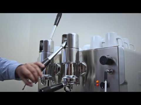 The Visacrem Palanca Espresso Machine - Voiceover