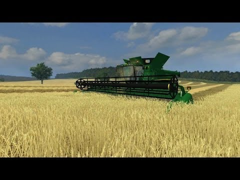 Farming Simulator 2013 | John Deere S690i | By: Big Boss Modding [Mod Presentation]