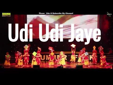 Video UDI UDI JAYE full song ||  RAEES||  GARBA|| Shiamak London || udi udi jaye dance|| shah rukh khan download in MP3, 3GP, MP4, WEBM, AVI, FLV January 2017