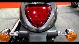 1. 2014 Suzuki Boulevard M90 Walkaround