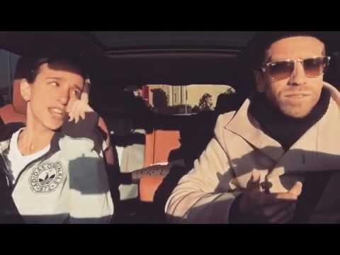 Papu Gomez e Linda show: car-aoke in giro per Bergamo