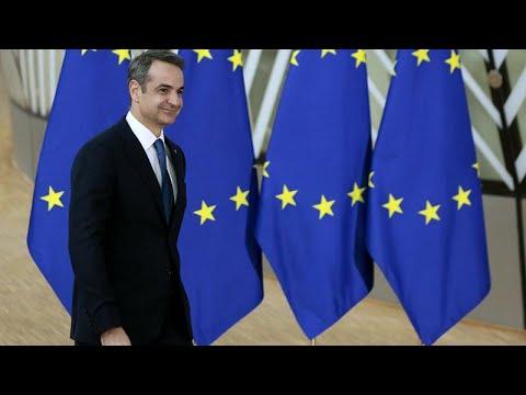 Μητσοτάκης για προϋπολογισμό ΕΕ: Αισιοδοξία για κοινά αποδεκτή λύση  …