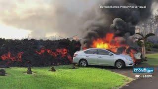 Video Residents describe 'devastating' return after Kilauea's lava claims dozens of homes MP3, 3GP, MP4, WEBM, AVI, FLV Juli 2018