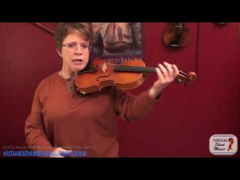 The Best, Basic Violin Posture