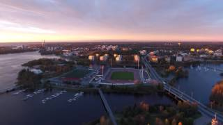 Oulu Finland  city photos gallery : Oulu Finland - Codenomicon Visit