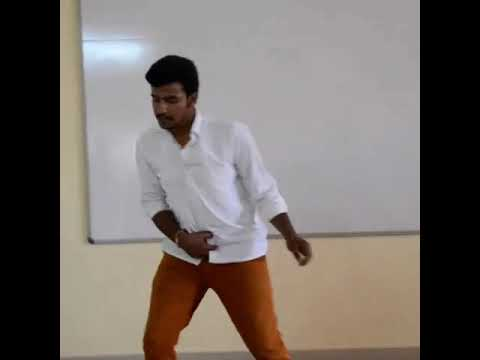 Dance for Tamil song , Anirudh music, Edhir Nechal, svg, college days (видео)
