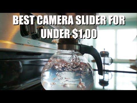BEST CAMERA SLIDER FOR $1