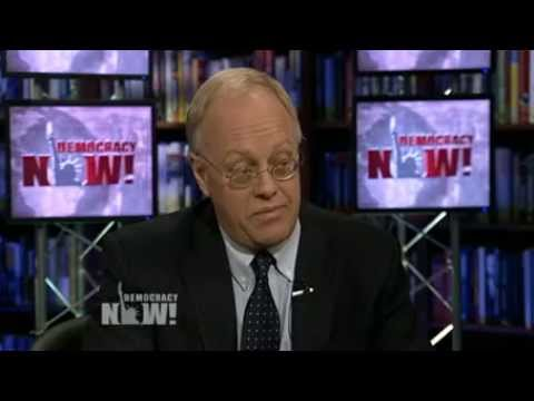Chris Hedges: Monitoring of AP Phones a 'Terrifying' Step in State Assault on Press Freedom
