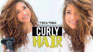 Perawatan Dasar Untuk Rambut Keriting