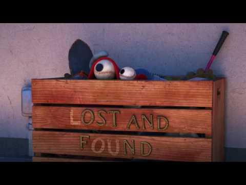 Lou (Short Film Clip)