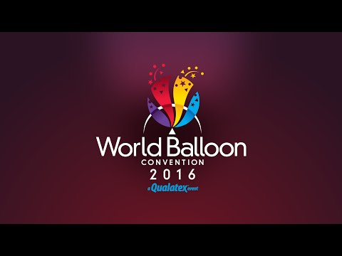World Balloon Convention 2016 – The Very Best™ investment in your business!