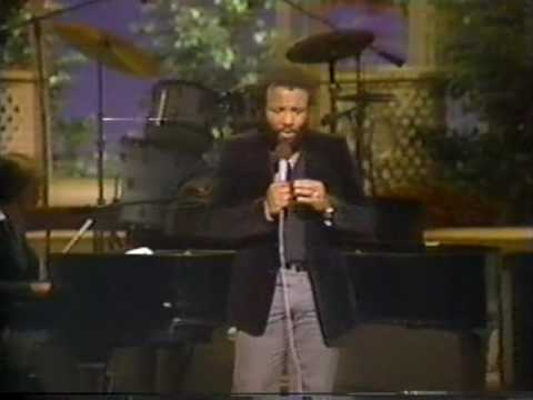 Tribute - Multi Gospel Grammy winner Andrae Crouch singing *My Tribute* (To God Be The Glory) at one of the 