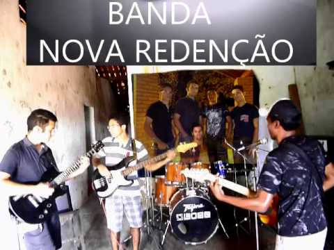 BANDA NOVA REDENÇÃO ENSAIO