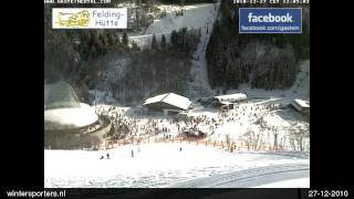 Gastein Angertal webcam time lapse 2010-2011
