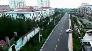 Linyi China  City new picture : Chinese City : birds' eye view of Linyi 山东临沂