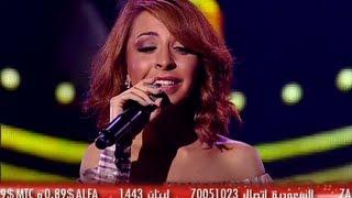إيمان كركيبو - العروض المباشرة - الاسبوع 3 - The X Factor 2013